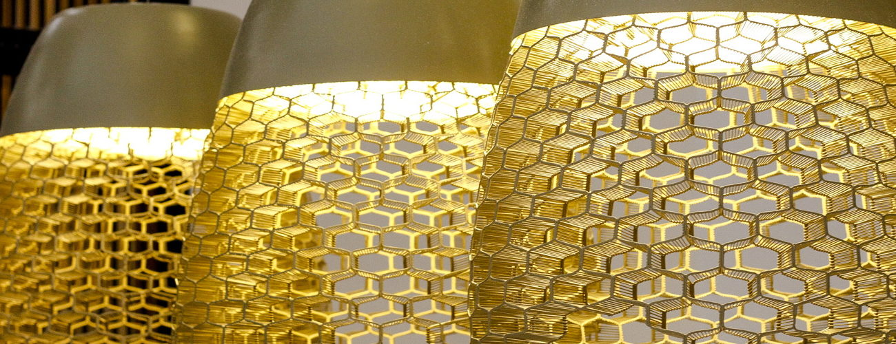 Metalowe lampy wiszące HIGH BOY