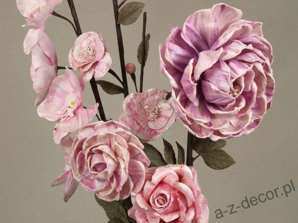 Decorative artificial flowers from solar plants | A-Z Decor